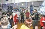 Новый год в общежитии РИИ АлтГТУ