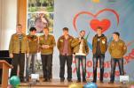 Городской слет волонтеров