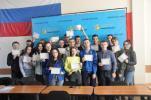 В РИИ АлтГТУ образован волонтерский отряд по переходу на ЦЭТВ