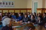 Состоялось заседание политического клуба «Homo Politicus» на тему «Коррупция - угроза государству»
