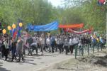 «Не смолкнет слава тех великих лет!» Рубцовский индустриальный институт принял участие в праздновании Дня Великой Победы