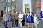 Церемония вручения Благодарственных писем Главы Администрации города Рубцовска