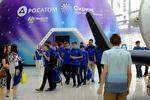 В «Сириусе» стартовала Осенняя олимпиадная школа Фонда Андрея Мельниченко