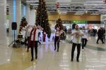 Студенческие отряды РИИ АлтГТУ приняли участие в благотворительном концерте