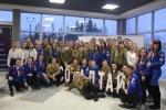 Студенческие отряды РИИ АлтГТУ на Юбилейном слёте, посвященному 55-летию студенческих отрядов Алтайского края
